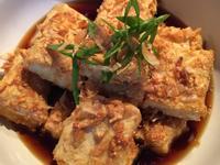 日式黃金烤豆腐