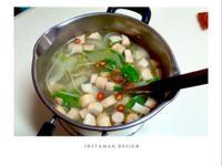 減肥美食--泰式杏鮑菇海鮮湯