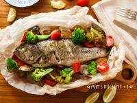 (低卡好簡單)紙包魚