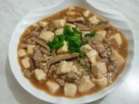 肉末燒嫩豆腐