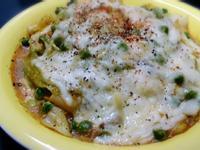 咖哩優格焗白菜