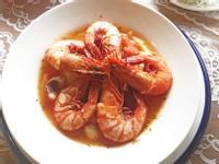 番茄洋蔥海鮮湯