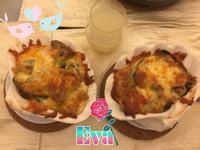 Eva♥料理◈焗烤海鮮燉飯