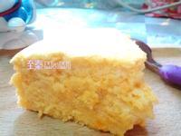 地瓜輕乳酪棉花蛋糕.冰過更好吃!