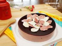 桑葚優格慕斯蛋糕
