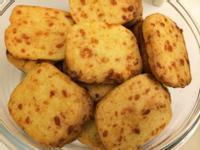 *小烤箱烘焙*香酥乳酪餅乾