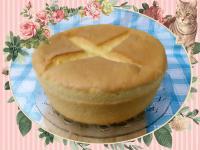 蜂蜜黃金(棉花)蛋糕