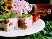 紫米紅豆鮮奶糕「泰山八寶粥」