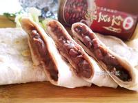 紅豆紫米鍋餅「泰山八寶粥」