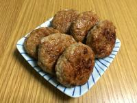 煎豬肉餅 돼지떡갈비