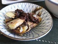 甜酸清爽重口味,柳葉魚甘露煮