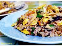 ♥i fun心料理♥五色蔬菜炒飯