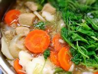 【桔香醬油】無油料理 安東燉雞(莧菜)