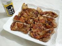 香煎雞腿排 (日式和風碳烤粉)