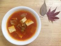 韓式辣醬湯고추장찌개
