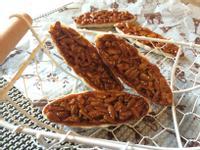 焦糖船型餅(葵瓜子糯米船)