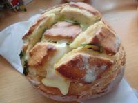 爆漿起司蔥麵包. 懶人料理