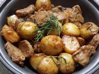 迷迭香馬鈴薯燒肉