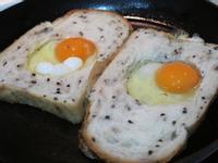 輕鬆做早餐--雞蛋吐司!