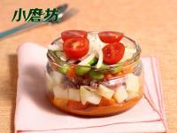 【小磨坊 x 罐沙拉】溫沙拉佐咖哩蕃茄醬