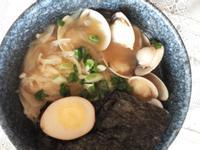 日式蛤蜊味噌拉麵_小七古早味大變身!