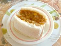 玉米咖哩馬鈴薯口袋吐司