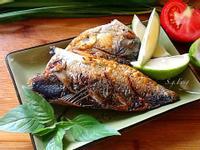 香煎薄鹽鯖魚