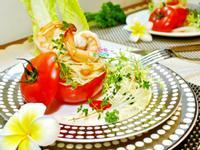 天使冷麵番茄盅【HOLA幸福食堂】