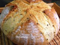 法式芝蔴鄉村麵包