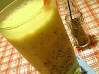 百香鳳梨鮮果汁