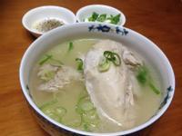 韓式蔘雞湯삼계탕