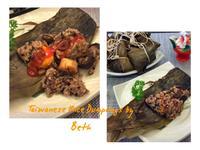 十穀米台式肉粽