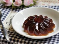 沁涼仙草茶凍