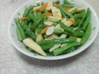清炒時蔬-四季豆
