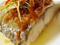 【厚生廚房】醃梅蒸魚