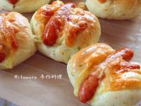 熱狗起司麵包