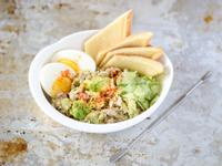 橄欖油鮪魚蛋沙拉