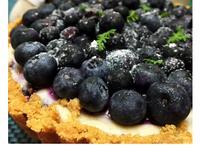 藍莓乳酪派