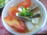 番茄牛肉湯