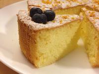 【甜點】香橙戚風蛋糕(6吋)