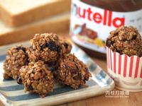 【免烤箱】Nutella巧克力棉花糖脆片
