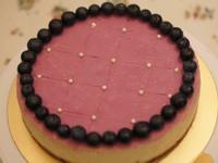 紫爵藍莓乳酪蛋糕