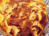 享瘦美食~英式香蕉麵包布丁