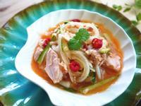 泰式涼拌鮪魚沙拉