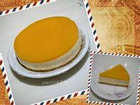 芒果乳酪蛋糕(免烤)