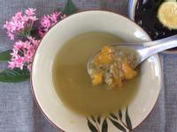 夏日甜品-清涼綠豆湯