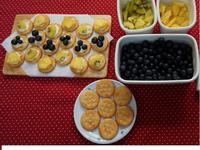 派對小點★水果起司餅乾