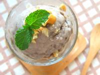 【桔果蜜】桔蜜巧克力豆腐冰淇淋