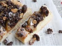 糖漬蘋果巧克力麵包 -- 松下烘焙賽