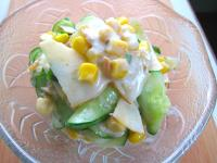 【客家桔醬】小黃瓜鮪魚酸桔優格沙拉